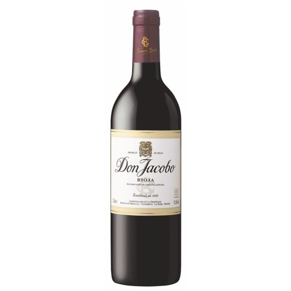 Don Jacobo Crianza - Vino Tinto - Red Wine