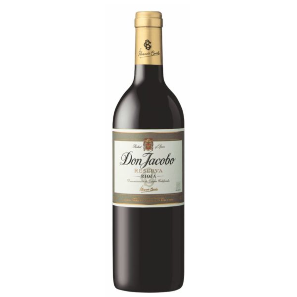 Don Jacobo Reserva - Vino Tinto - Red Wine