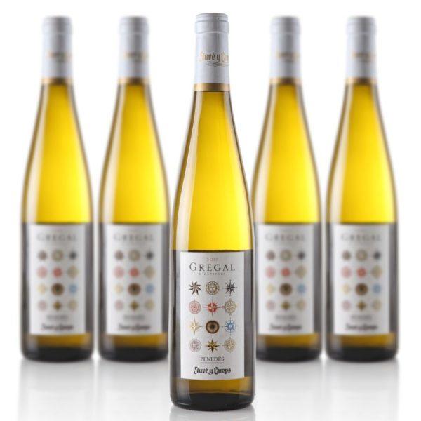 Gregal D´Espiells - Vino Blanco - White Wine